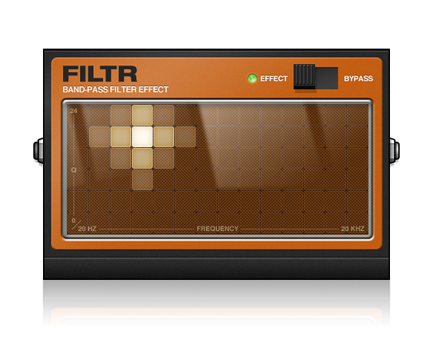 Filtr BP Band-Pass Filter