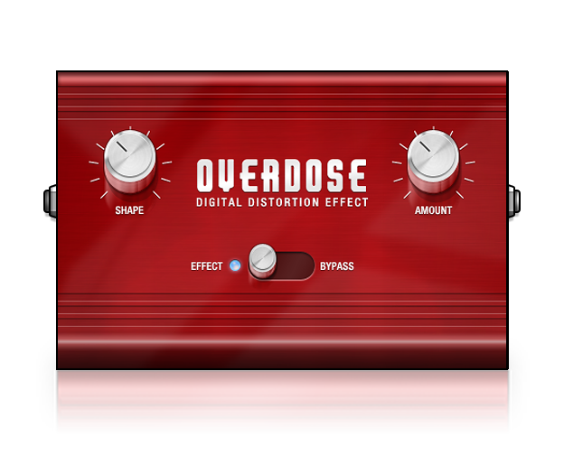Overdose Digital Distortion Effect