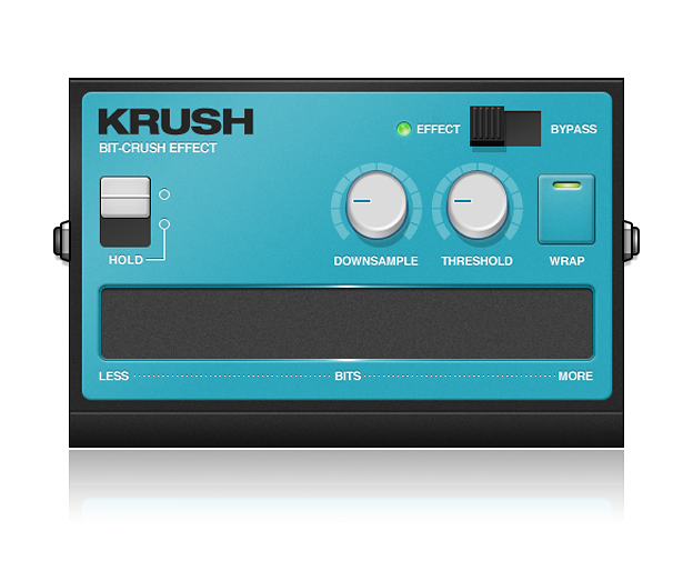 Krush Bit-Crush Effect