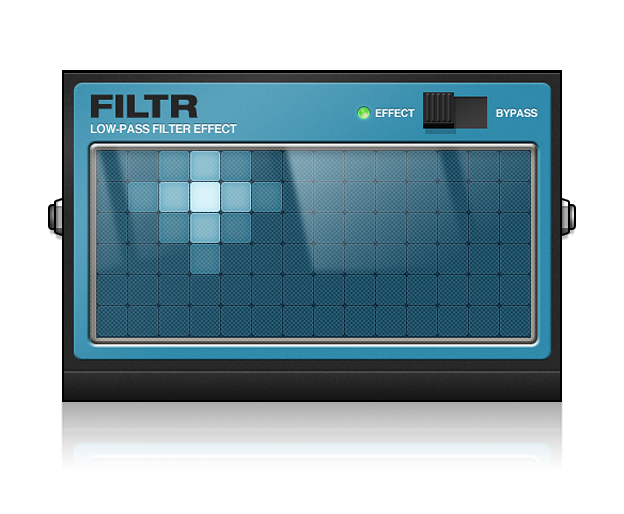 Filtr LP Low-Pass Filter